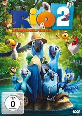 Rio 2 - Dschungelfieber Filmplakat