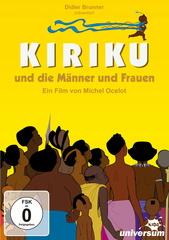 Kiriku und die Männer und Frauen Filmplakat