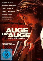 Auge um Auge - Out of the Furnace Filmplakat