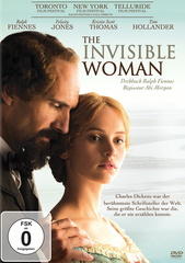 The Invisible Woman Filmplakat