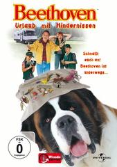 Beethoven 3 - Urlaub mit Hindernissen Filmplakat