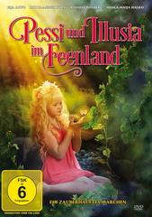Pessi und Illusia im Feenland Filmplakat
