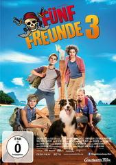 Fünf Freunde 3 Filmplakat