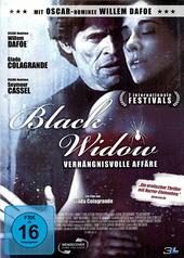Black Widow - Verhängnisvolle Affäre Filmplakat
