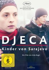 Djeca - Kinder von Sarajevo (OmU) Filmplakat