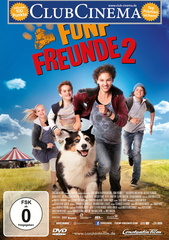 Fünf Freunde 2 Filmplakat
