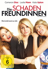Die Schadenfreundinnen - Drei sind zwei zu viel. Filmplakat