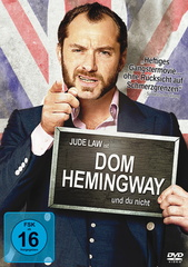 Dom Hemingway Filmplakat