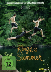 Kings of Summer Filmplakat