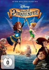 TinkerBell und die Piratenfee Filmplakat