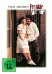 Frankie & Johnny Filmplakat
