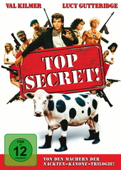 Top Secret! Filmplakat