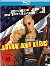 Natural Born Killers (20th Anniversary Edition) Filmplakat