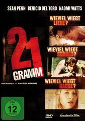 21 Gramm Filmplakat