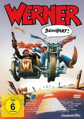 Werner - Beinhart Filmplakat