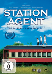 Station Agent Filmplakat