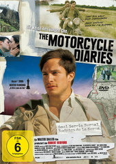 The Motorcycle Diaries - Die Reise des jungen Che Filmplakat