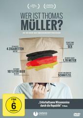 Wer ist Thomas Müller? Filmplakat