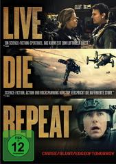Edge of Tomorrow - Live. Die. Repeat. Filmplakat
