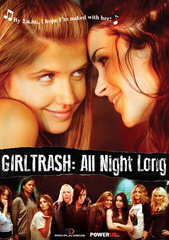 Girltrash: All Night Long (OmU) Filmplakat