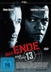 Das Ende - Assault on Precinct 13 Filmplakat