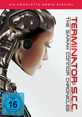 Terminator - The Sarah Connor Chronicles: Die komplette erste Staffel (3 DVDs) Filmplakat