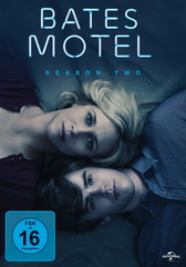 Bates Motel - Season Two (3 Discs) Filmplakat