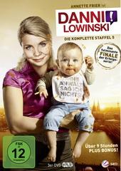 Danni Lowinski - Die komplette Staffel 5 (3 Discs) Filmplakat