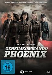 Geheimkommando Phoenix - Female Agents Filmplakat