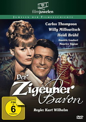 Der Zigeunerbaron Filmplakat