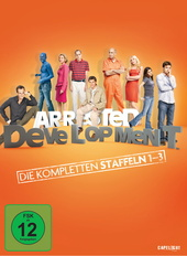 Arrested Development - Die kompletten Staffeln 1-3 (8 Discs) Filmplakat
