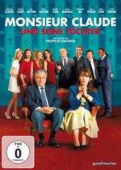 Monsieur Claude und seine Töchter Filmplakat