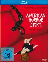 American Horror Story - Die komplette erste Season (3 Discs) Filmplakat
