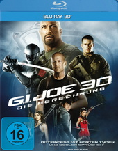 G.I. Joe - Die Abrechnung (Blu-ray 3D) Filmplakat
