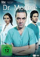 Dr. Monroe - Staffel 1 (2 Discs) Filmplakat