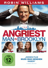 The Angriest Man in Brooklyn Filmplakat