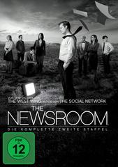 The Newsroom - Die komplette zweite Staffel (3 Discs) Filmplakat