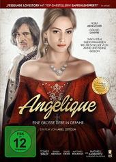 Angélique - Eine große Liebe in Gefahr Filmplakat