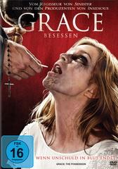 Grace - Besessen Filmplakat
