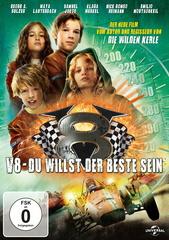 V8 - Du willst der Beste sein Filmplakat