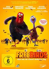 Free Birds - Esst uns an einem anderen Tag Filmplakat