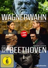 Wagnerwahn / Die Akte Beethoven (2 Discs) Filmplakat