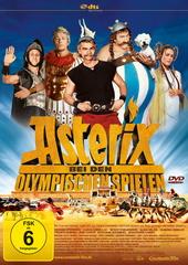 Asterix bei den Olympischen Spielen Filmplakat