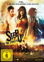 Step Up to the Streets Filmplakat