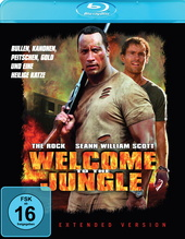 Welcome to the Jungle (Extended Version) Filmplakat