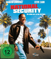 National Security Filmplakat