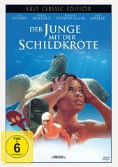 Der Junge mit der Schildkröte Filmplakat