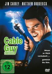 Cable Guy - Die Nervensäge Filmplakat