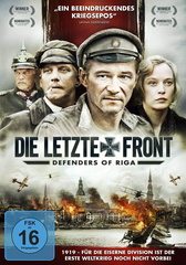 Die letzte Front - Defenders of Riga Filmplakat
