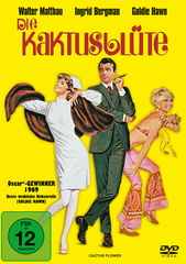 Die Kaktusblüte Filmplakat